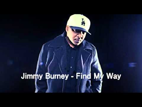 Jimmy Burney - Find My Way