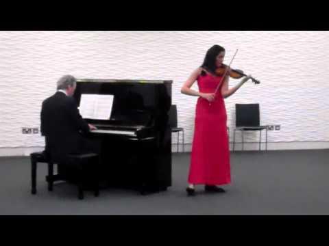 Europe House - Aisha Syed Castro performs