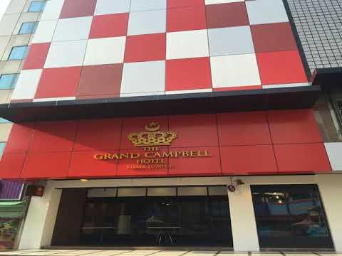 The Grand Campbell Hotel Kuala Lumpur - Kuala Lumpur - Malaysia