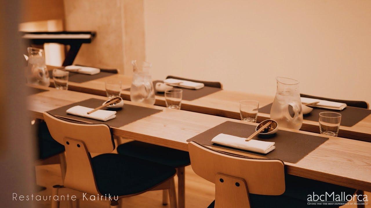 Restaurant Kairiku In Campos, Mallorca