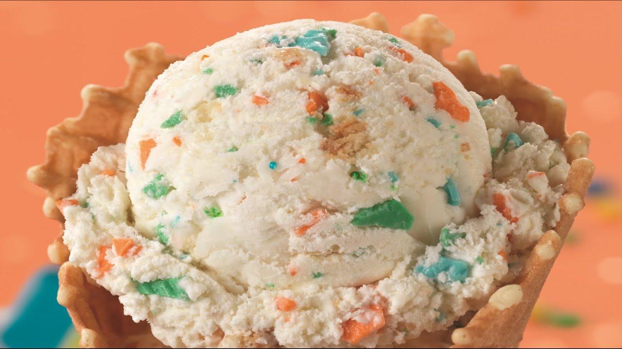 Carbs Baskin Robbins Icing On The Cake Youtube