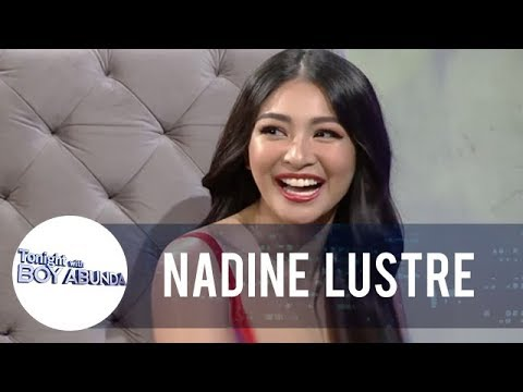 Nadine Addresses Rumors About Her Relationship With James Reid | TWBA