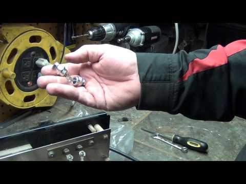 hook up amp gauge