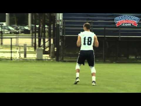 Drills For Coaching The Quarterback