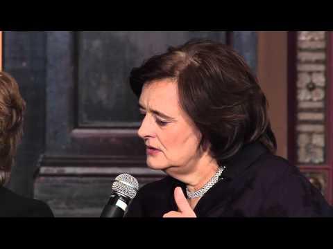 Hillary Rodham Clinton Speaks on Women's Economic Participation