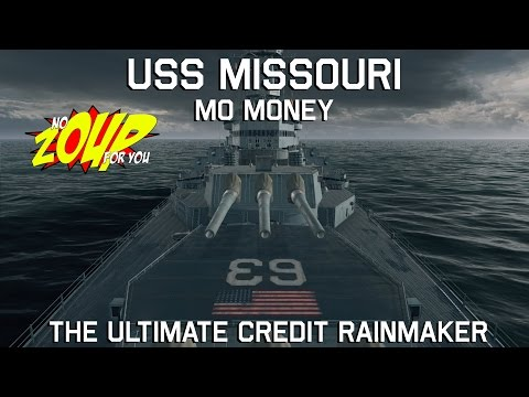 World of Warships Missouri Review