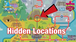 3 Hidden Locations You've Probably Never Been In Pokemon Sword And Shield