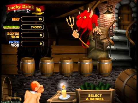 Lucky Drink - слот-игра компании BELATRA