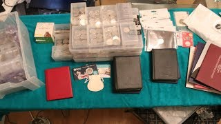 My Entire Coin Collection!!! 10/03/2019