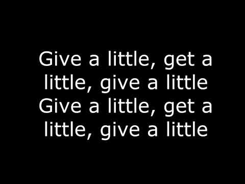 Maggie Rogers - Give A Little(Lyrics)