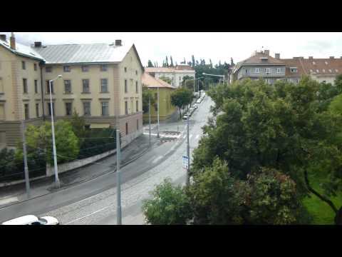 Adventures in Prague: My dorm