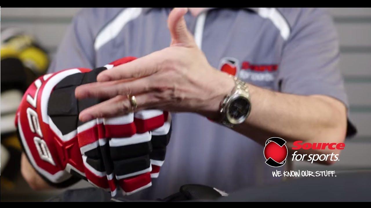 15249ae7296 Bauer Supreme Matrix Hockey Gloves   Pants