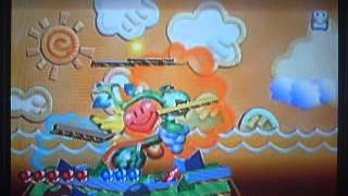 Super Smash Bros Melee: Red Yoshi VS Blue Yoshi