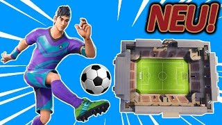 NEW MAP UPDATE & NEW FOOTBALL SKINS COME!! ⚽🔥 | NEW UPDATE! | Fortnite Battle Royale