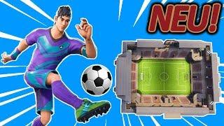 NOUVEAU MAP UPDATE - NEW FOOTBALL SKINS COME!! ⚽🔥 NOUVELLE MISE À JOUR! Fortnite Bataille Royale