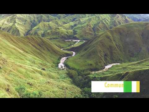 Amazing Tourist Attraction in Bukidnon, Philippines (Drone Capture)