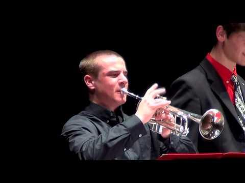 Iowa City High School Jazz Band with Joel Nagel