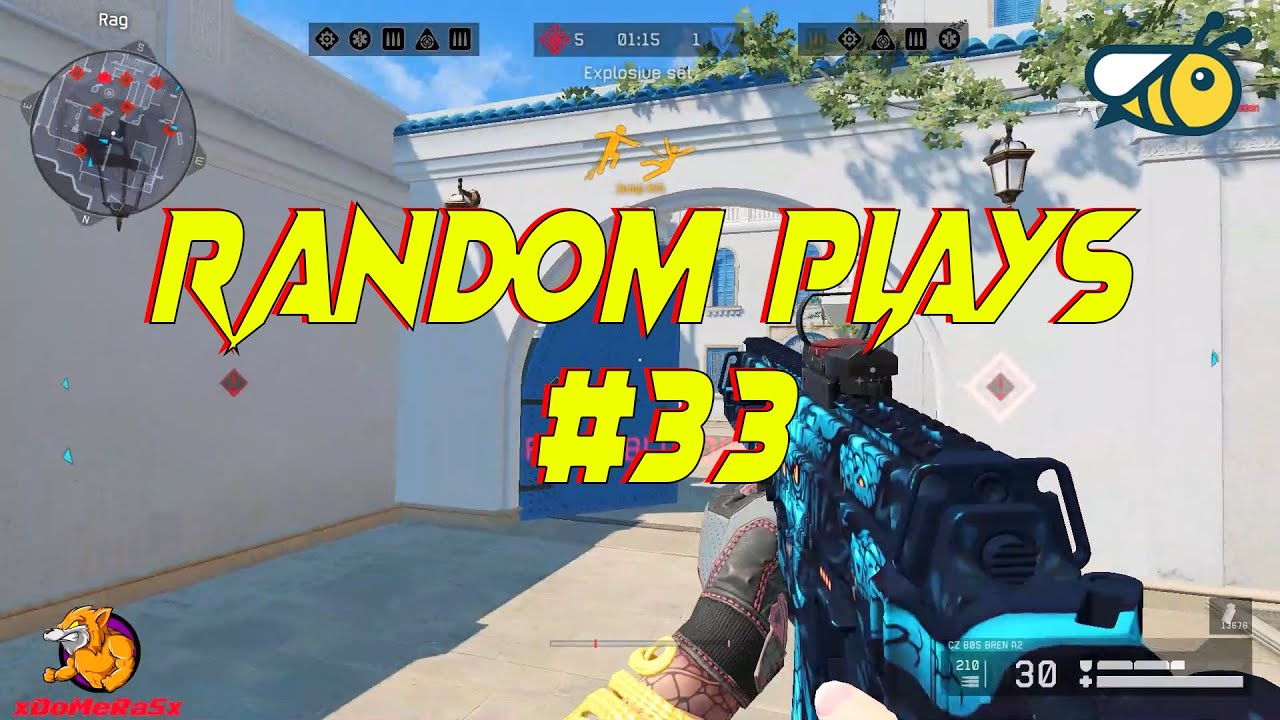 Warface - Random Plays #33  (Clutches/Comebacks!) thumbnail