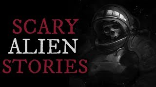 8 Scary Alien Stories (Vol. 2)