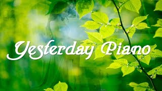 Yesterday Piano: Relaxing Peaceful Music for Sleep, Study, Meditation, Stress Relief