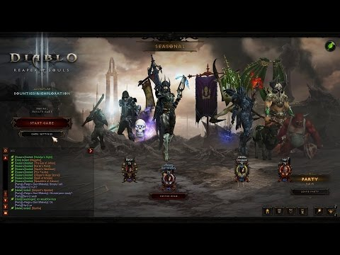 Diablo 3 Sprinter Achievement Conquest Season 10 Patch 2.5 [Demon Hunter]