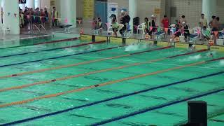Publication Date: 2017-10-29 | Video Title: 2017中學學界D1游泳比賽女子A組4x50自由式破紀錄(協