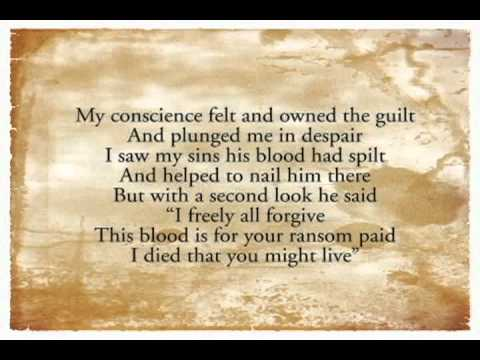 Out of the depths sovereign grace lyrics