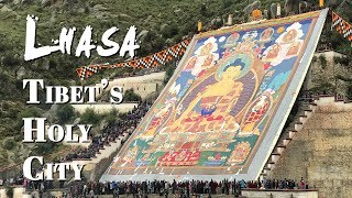 Lhasa: Life inside Tibet's sacred capital