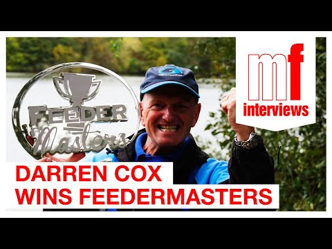 Match Fishing - How I won Feeder Masters - Darren Cox