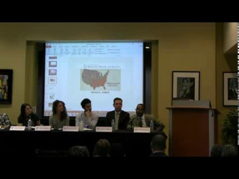 Politics of Health in the US South: Panel 3 (March 18th, 2016)