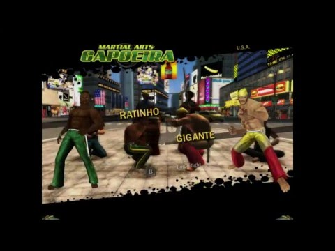 PS2 BAIXAR CAPOEIRA FIGHTERS
