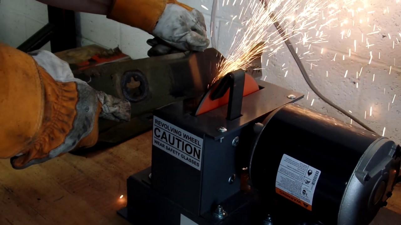 Rbg 712 Lawn Mower Blade Bench Grinder 7 Quot Fastgrind