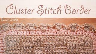 Simple Crochet Stitch Pattern – Grcija