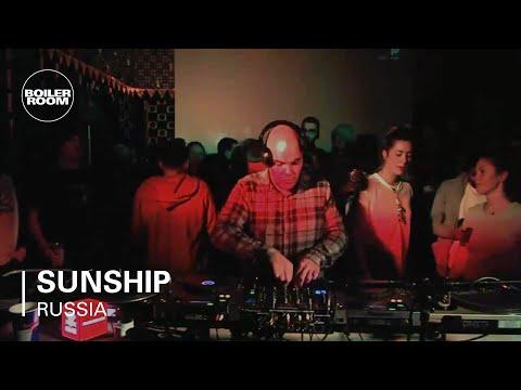 Sunship Boiler Room x RBMA Mix