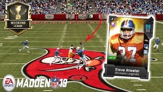 mut 19 steve atwater - Video Search Results