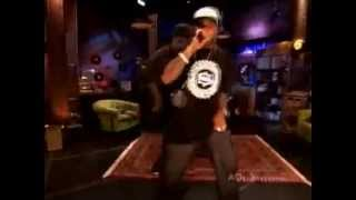 Lloyd Banks - Hands Up ft. 50 Cent  @AOL Sessions