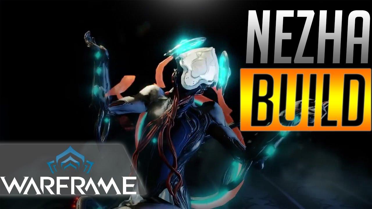Nezha - TennoBattle - Warframe builds and guides