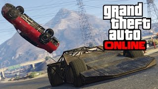 GTA:Online Special Vehicle Mission: Ramp Buggy (Import/Export Update)
