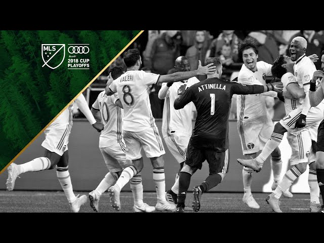 One for the Ages | An inside look at the Portland Timbers playoff triumph over Seattle Sounders FC