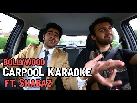 BOLLYWOOD Carpool Karaoke ft. Shabaz Says
