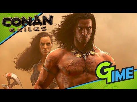 ICH WERDE ZUM BARBAR! - Conan Exiles #01 Gameplay German | Gamerstime