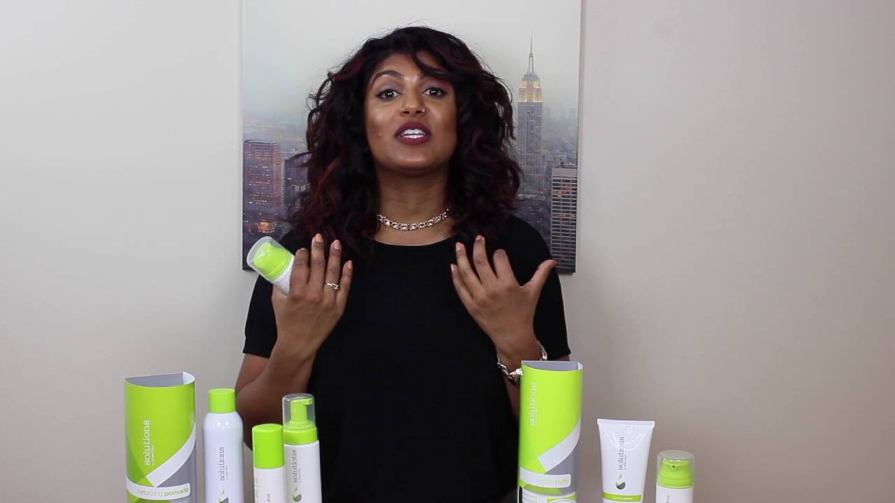 Spotlight Product Solutions By Great Clips Glossing Cream Youtube