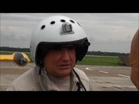 Первые самостоятельные полеты курсантов КВВАУЛ. 2016