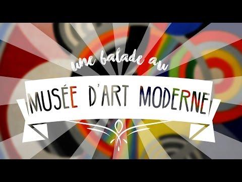 Le musée d'Art Moderne de la Ville de Paris : une petite balade sans prétention