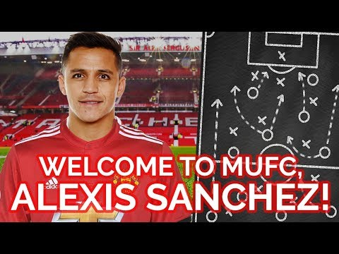 ALEXIS SIGNS! | WHERE WILL HE PLAY FOR MAN UNITED?