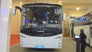 Otokar Kent 290U Bus (2016) Exterior and Interior