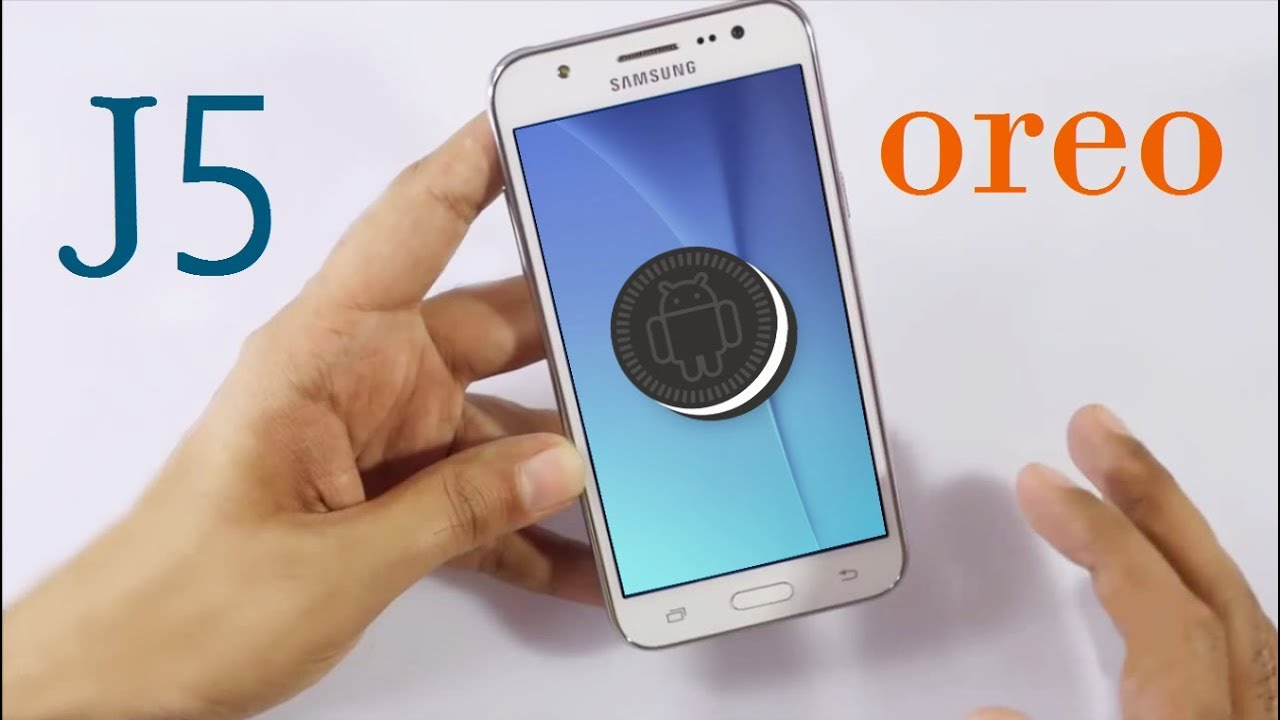 How To Install Android 8 1 Oreo on Samsung Galaxy J5 Oreo Custom Rom  Lineage OS 15 1