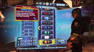 Borderlands 2 Psycho Krieg DLC All Heads And Skins!