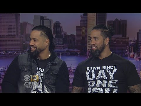 Coffee With: Jimmy And Jey Uso