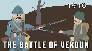 The Battle of Verdun (1916) Cartoon